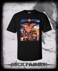 Pánské triko HELLOWEEN Metal Jukebox