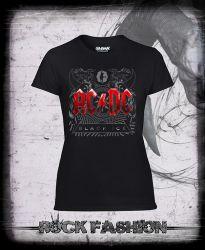 Dámské Triko AC/DC - Black Ice