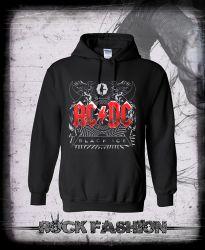 Mikina AC/DC Black Ice