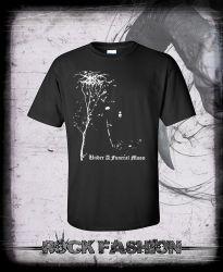 Pánské triko DARKTHRONE Funeral Moon
