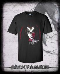 Pánské triko KISS Gene Simmons