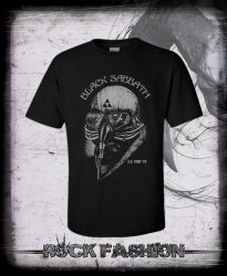 Pánské triko BLACK SABBATH Tour 78