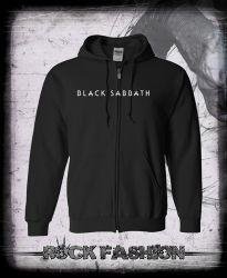 Mikina na zip BLACK SABBATH 13 nadměrná velikost