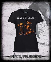 Dámské triko BLACK SABBATH 13