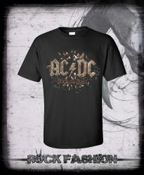 Pánské triko AC/DC Rock Or Bust