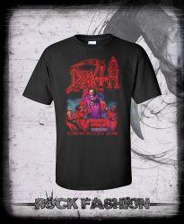 Pánské triko DEATH Scream Bloody Gore