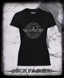 Dámské triko AC/DC Will Never Die