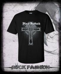 Pánské triko BLACK SABBATH The Rules Of Hell