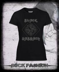 Dámské triko BLACK SABBATH
