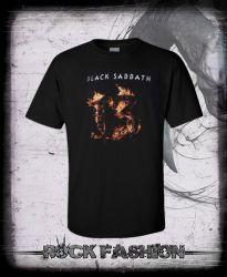 Pánské triko BLACK SABBATH 13