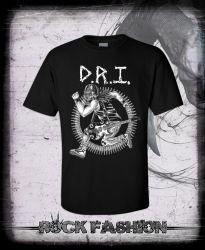 Pánské triko D.R.I.