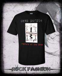 Pánské triko DEEP PURPLE Rapture Of The Deep