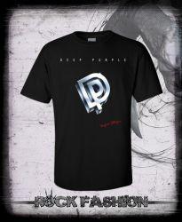 Pánské triko DEEP PURPLE Perfect Strangers