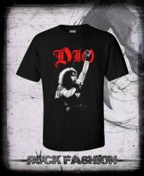 Pánské triko DIO We Rock