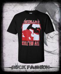 Pánské triko METALLICA KILL ´EM ALL
