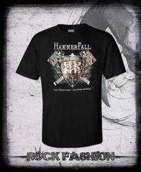 Pánské triko HAMMERFALL Steel Meets Steel