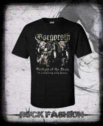 Pánské triko GORGOROTH Twilight Of The Idols