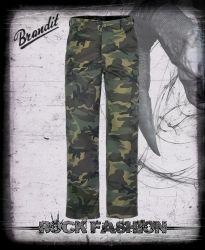 Kalhoty pánské BRANDIT US Ranger Woodland