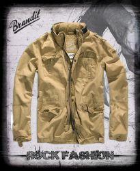 Bunda BRANDIT Britannia Jacket camel