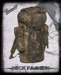 Batoh BRANDIT BW bojový 65 l Nylon Backpack fleckt