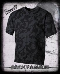 Pánské triko US T-Shirt nightcamo