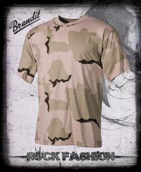 Pánské triko US T-Shirt desert 3 barvy