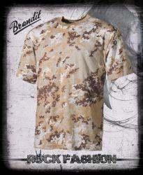 Pánské triko US T-Shirt vegetato desert