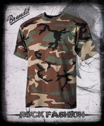 Pánské triko US T-Shirt woodland