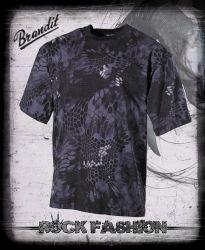 Pánské triko US T-Shirt snake black