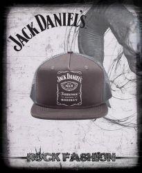Kšiltovka JACK DANIELS Rap trucker