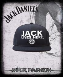 Kšiltovka JACK DANIELS Jack Lives Here