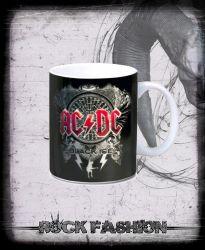 Hrnek AC/DC Black Ice