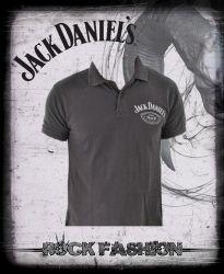 Pánské triko JACK DANIELS Polo Classic Logo