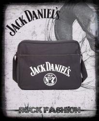 Taška na rameno JACK DANIELS No.7 Logo