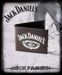 Peněženka JACK DANIELS Old No.7 logo
