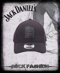 Kšiltovka JACK DANIELS logo nášivka