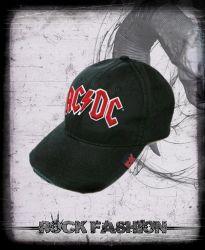 Kšiltovka AC/DC Logo Red
